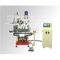 4-Axis & 2-Head Brush Drilling/Tufting Machine