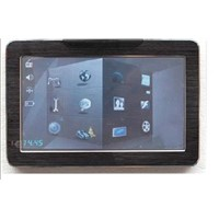 5.0 Inch Screen Car Gps Navigation System with Map(FM,Mp3,Mp4,TXTPS