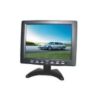 8 Inch VGA Monitor with Touch Screen