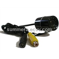 9 Infrared LED'S Night Vision Car Rear View Camera
