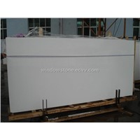 Artificial White Marble Slab