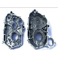 Crankcase for Motorcycle Engine