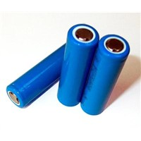 Cylindrical Lithium-ion Battery (18500)