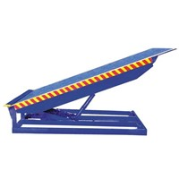 DCQ Stationary Type Hydraulic Dock Ramp