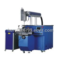 Four-Dimensional Automatic Laser Welding Machine