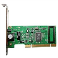 Gigabit LAN Card 32-bit 33/66MHz PCI-bus