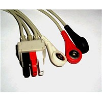 HP M1605A 3-Lead Leadwires