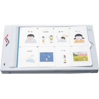 Intelligent Child Communication Training Board - Penguin-type