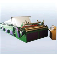 JZ-CZX Automatic Edge-Trimming, Sealing Rewinding and Perforating Toilet Paper Machine