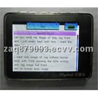 LCD personal digital signage