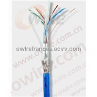 Lan cable-Cat6 STP cable