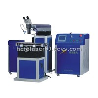 Laser Mould Welding for Large-scale Mould