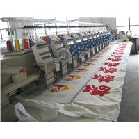 Mayastar Flat and Easy Chenille Embroidery Machine