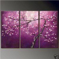 Modern Abstract Huge Canvas Art Oil Painting Wall Decor