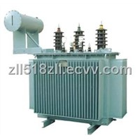 Oil Immersed Distribution Transformer (Power Transformer)