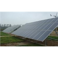 Pitch Roof Solar Mounting