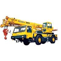 QAY25 All Terrain Crane
