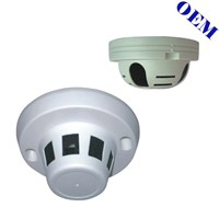 Smoke CCD Camera / Hidden Camera (Sf-6035)