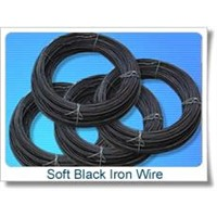 Soft Black Iron Wire