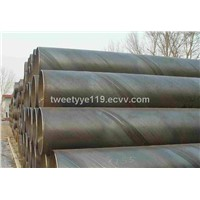 Spiral/Helical Welded Steel Pipe
