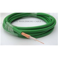 Coaxial Cable for Surveillance Camera