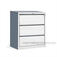 Three-drawer Lateral Filing Cabinet