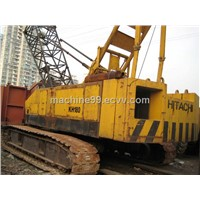 Used Hitachi Crawler Crane - 50T
