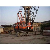 Used P&H Kobelco 130 Ton Crawler Crane