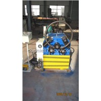 W24S-6 Hydraulic Pipe Bending Machine