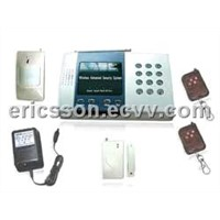 Wireless Alarm System/Home Alarm System
