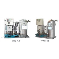 YWC Type 15ppm Oily Water Separator (OWS)