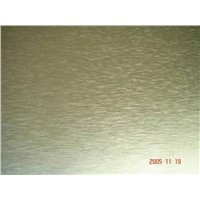 Pre-Anodized Aluminium/Aluminum with Hairline/Brush Surface