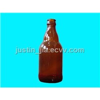 Amber Glass Bottle