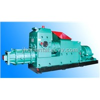 Auto Clay Brick Machine-Energy Save Vacuum Extruder-JKBL50/50-30