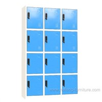 12 Door Lockers/Box Style Lockers
