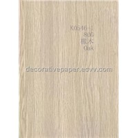 decorpaper widely used for laminated flooring, furniture, cabinet panels