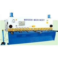 Hydraulic Swing Beam Guillotine Shears