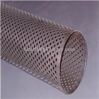 Perforated Filter Tube