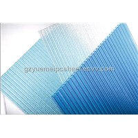 polycarbonate crystal sheet