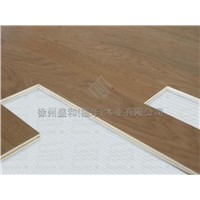 White Oil Oak Engineered Flooring