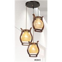 Wooden Lamp GZ90009/3P