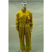 Forest Fire Fighter Coverall