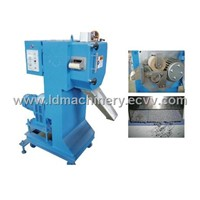 Plastic Pellets Cutting Machine