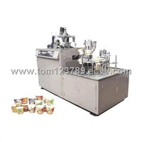 JBZD--D Type Full-Automatic Paper Bowl Overcoating Machine