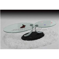 Glass Top Table (SC-5108)