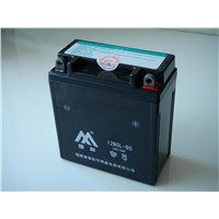 motorcycle battery 12N5l-BS