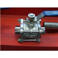 3-PC Butt-Weld Ball Valve
