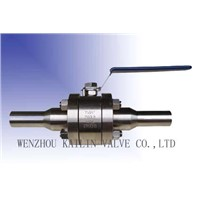 3PCS  Ball Valves