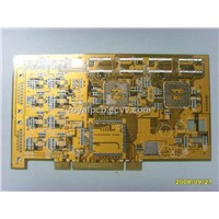 4 Layers Gold Finger PCB