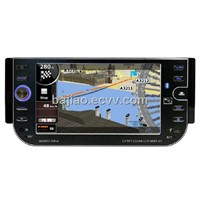 "5.6"" TFT Touch Screen Car DVD Player with Bluetooth & Ipod & GPS"